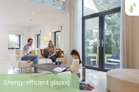 Energy efficient glazing