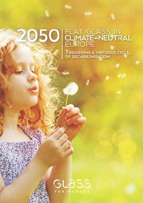 2050: Flat glass in a climate-neutral Europe