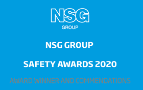 NSG Group Safety Awards 2020