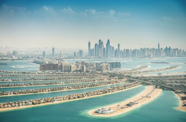 190 Skyscrapers Have Been Built In Dubai Since 2000