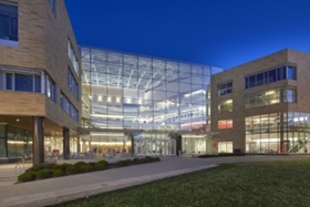 Tepper school of business using Pilkington Planar™