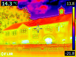 Coventry Telegraph thermal image