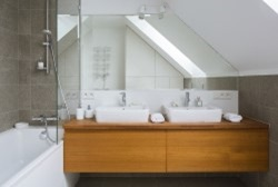 Mirropane Chrome Bathroom
