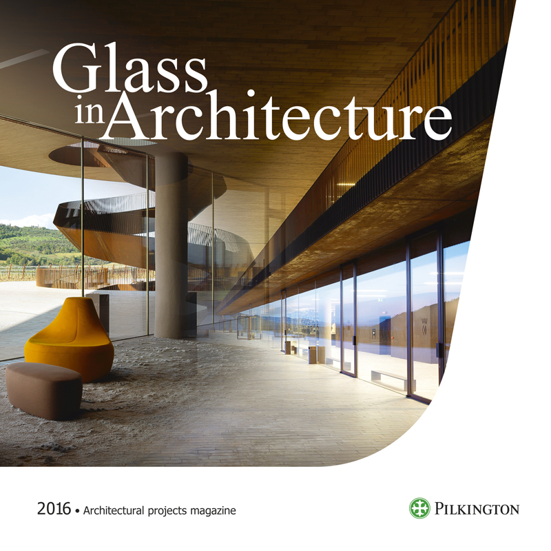 Glass in Architecture 2016