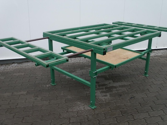 table for glazing