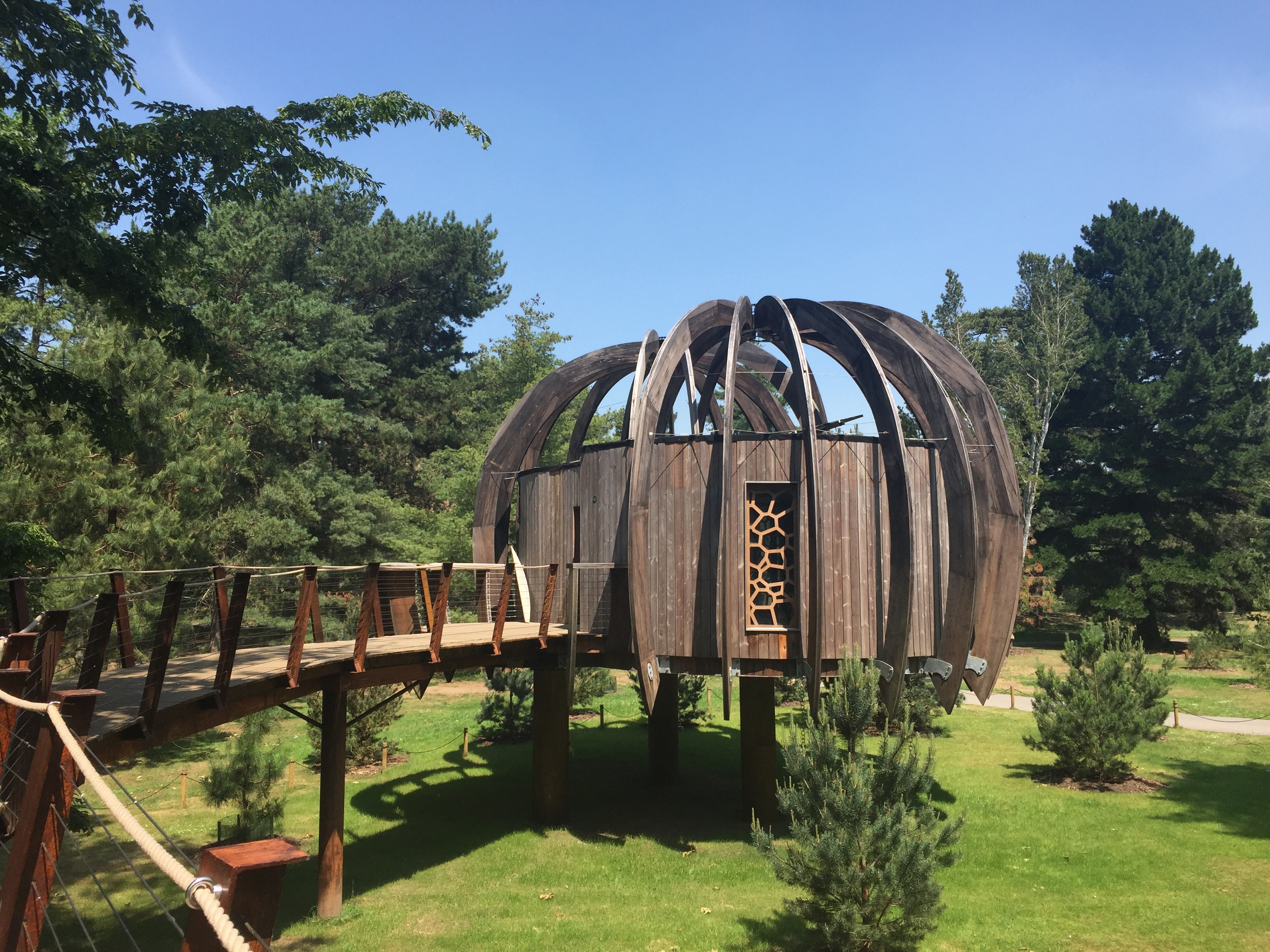 The Quiet House at Kew Gardens Using Pilkington for Noise Reduction Solutions
