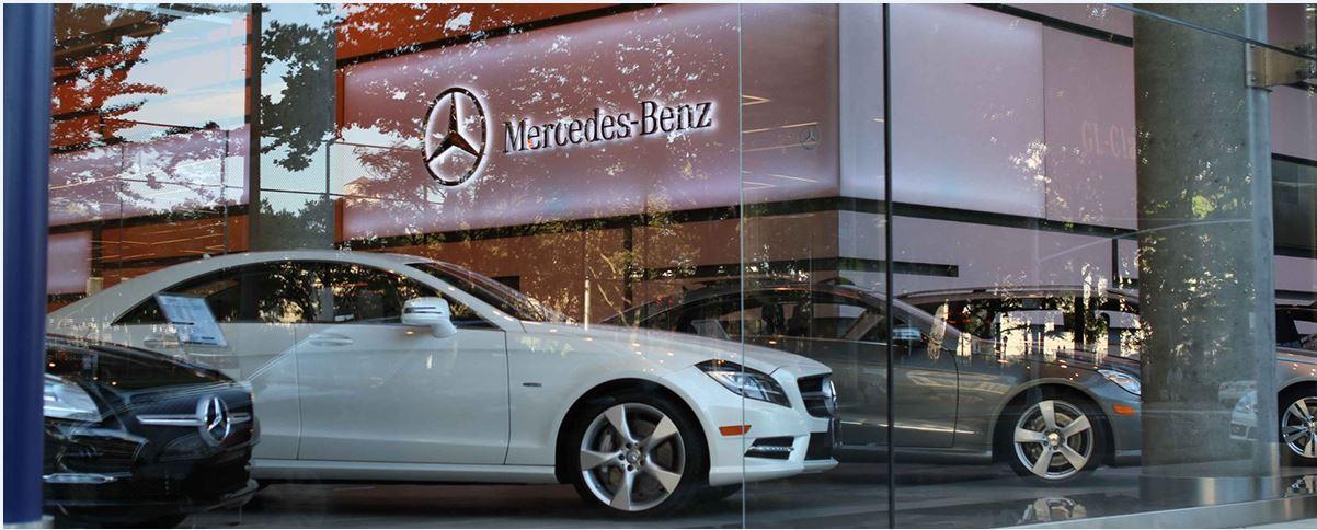 Mercedes Benz Manhattan