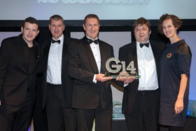G14 Award Winner of Commercial Project of The Year