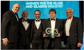 G13 Award - commercial project of the year
