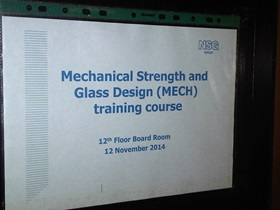 Welcome to Mechanical Strength course