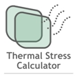 Thermal Stress Calculator