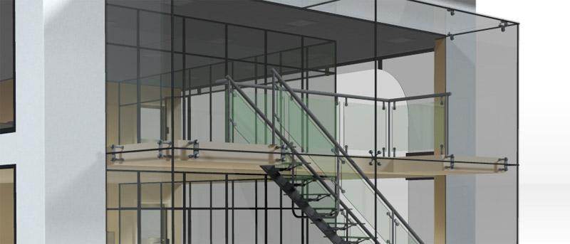 verre structurel. Black Bedroom Furniture Sets. Home Design Ideas