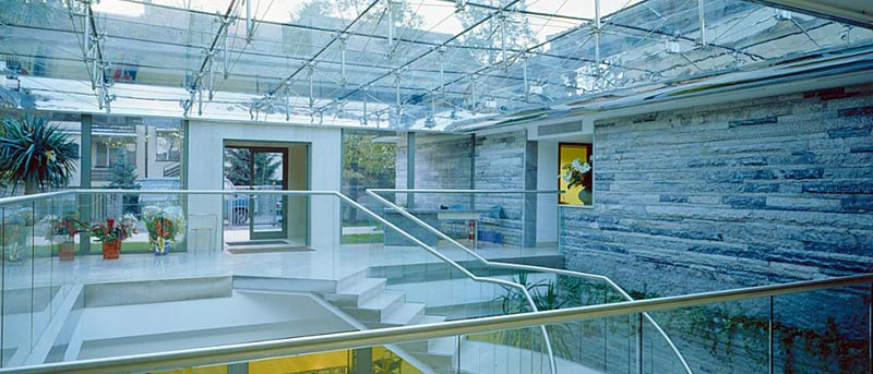 Structural Glass Fittings : Structural glazing