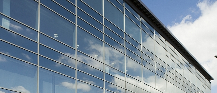 Pilkington Spandrel Glass Coated