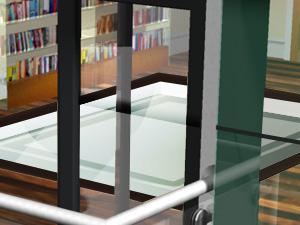 Pavimenti di vetro - La casa di vetro ...