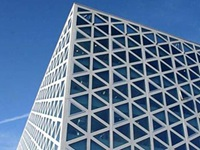 Popular Types Of Glass For Curtain Walls Channel Solar Control