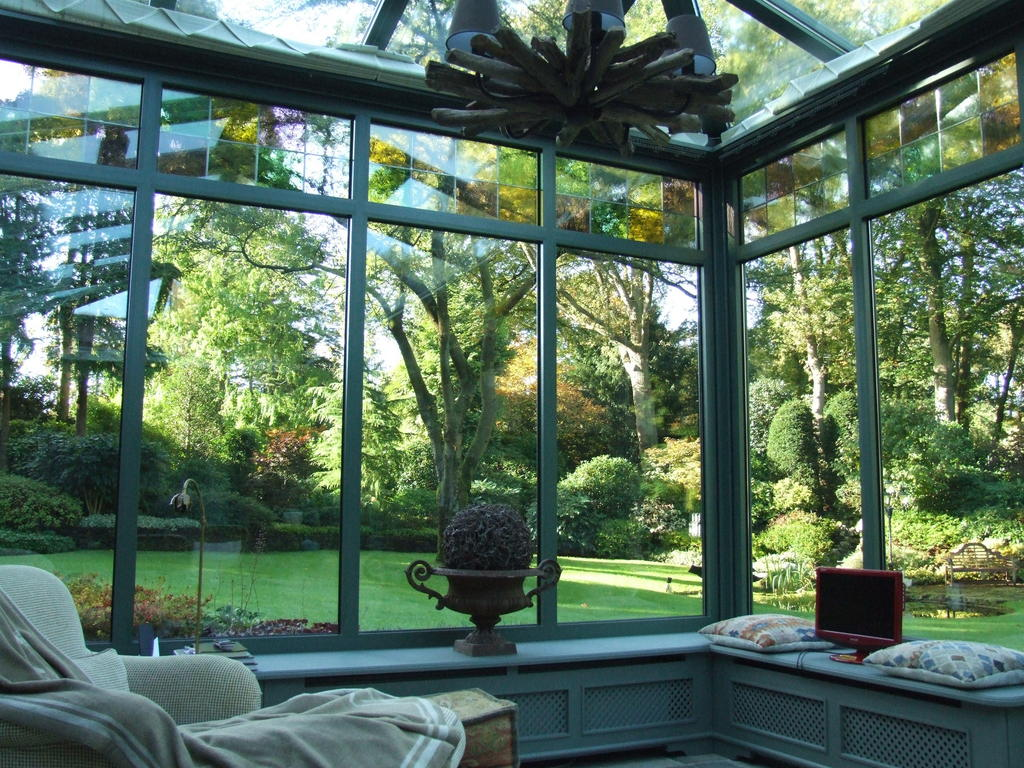 Vetro pilkington per la casa - La casa di vetro ...